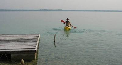 Remar en Kayak