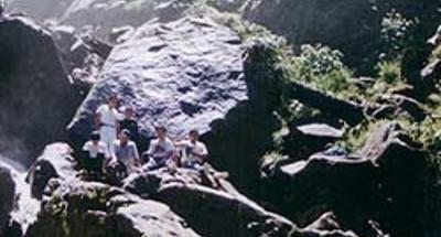 Chilascó, la catarata más alta de América Central