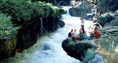 Semuc Champey y las cuevas de Lankín