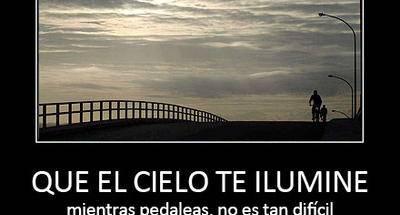 Celajes sobre el puente
