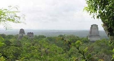 Primeras noticias de Tikal durante la conquista española