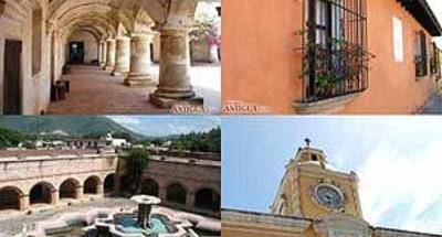 Antigua Guatemala Screensavers