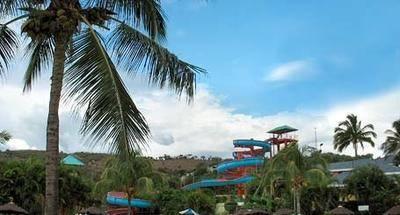 Parque Acuático Guastatoya en El Progreso