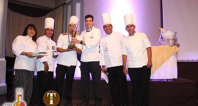 Gastronomía guatemalteca: Copa Mario Campollo 2015
