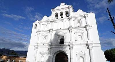 Baja Verapaz: Iglesia Parroquial San Mateo