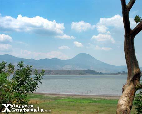 Laguna de Atescatempa / foto 2